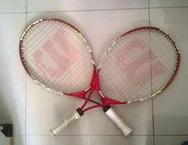 Raquetas Wilson pequeñas para niños