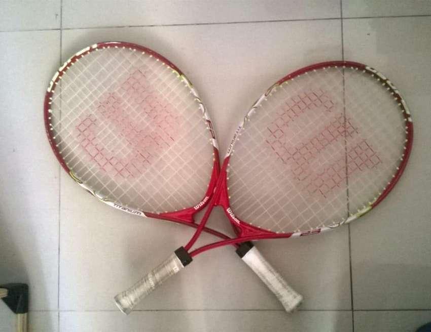 Raquetas Wilson pequeñas para niños 0