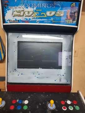 Máquina de juegos