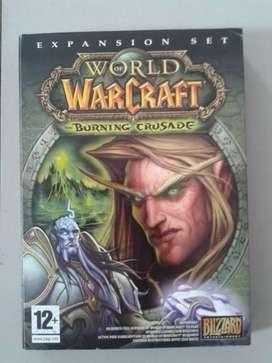 World of warcraft The Burning Crusade Expansion set nuevo