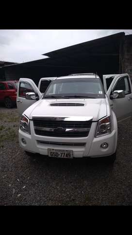 Chevrolet LUX DIMAX 4X4 doble cabina