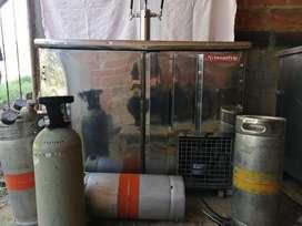 Refrijerador  Nevera dispensadora de cerveza negociable