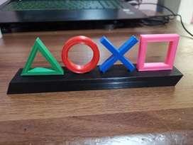 Logo de playstation mini 18cm