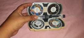 CDS de psp originales con su estuche