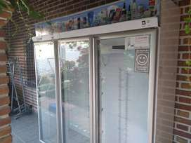 Vendo Heladera Frider 3 Puertas