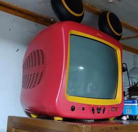 Vendo televisor Disney Mickey