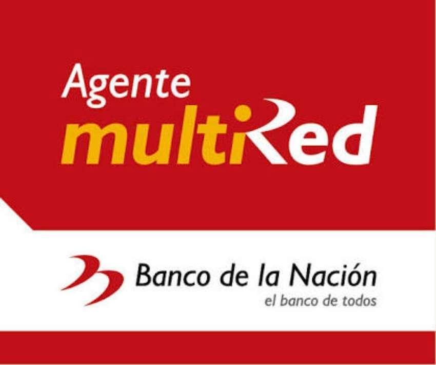 Agente Multired Bn Urb.jose Quiñones 0
