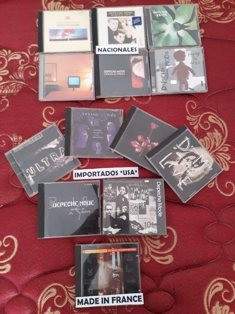 Depeche Mode Coleccion