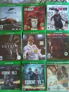 Juegos Xbox One - Nuevos y Usados