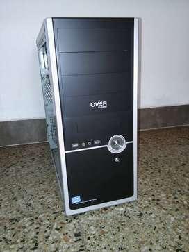 gabinete overcase ax-513 para pc computadora cpu