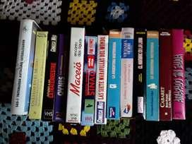 VHS lote de 13 videos varios
