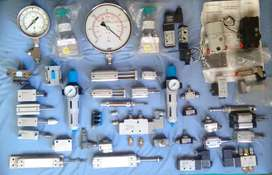 NEUMATICA/REGULADORAS/ELECTRO VALVULAS/PRESOSTATOS/CILINDROS/PISTONES