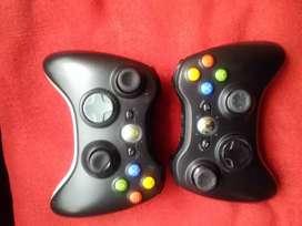 controles para xbox360 cambio x cel