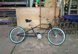Bicicleta Chopera!!!!!!!! impecable