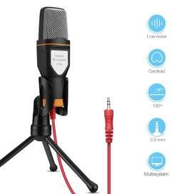 Micrófono Profesional Condensador Para Grabación / Streaming