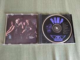 Cd Aerosmith- Pump