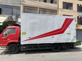 Oportunidad remato camión REFRIGERADO