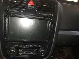 """Radio DVD Pantalla android 9"""" para varios modelos de volkswagen seat y skoda"""