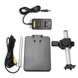 Microscopio AV 2MP Digital microscopio 600X para Tv