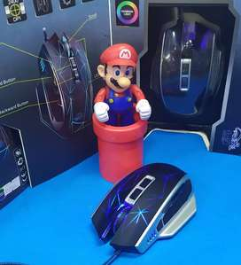 Mouse Gamer con Pesas