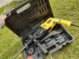 Rotomartillo Dewalt DOBLE MANDRIL 980w TOTALMENTE NUEVA