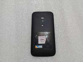Tapa Tracera Moto G XT1032 Original Que viene con el teléfono