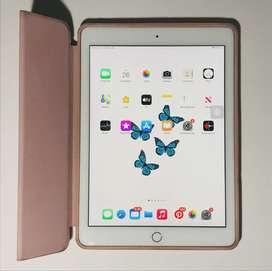 iPad 5 generación 128 gb usado