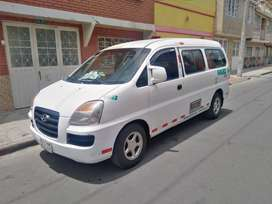 Hyundai h1 pasajeros