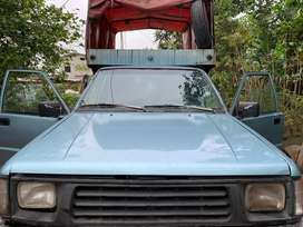 El carro esta de un buen estado cero daño … precio negociable