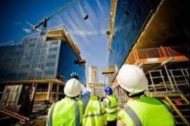 Se busca profesionales de la construcción, carpinteros, plomeros