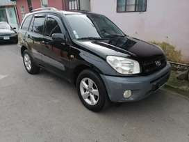Se vende rav4 2002 negociable