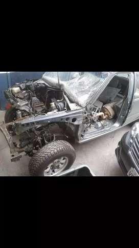 Repuestos Chevrolet Luv v6