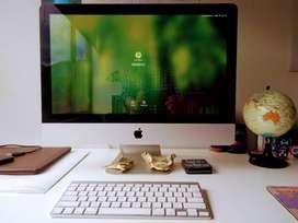 iMac 21.5 pulgadas, Mid 2011. 12 GB Ram