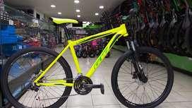Bicicleta económica Gw Lynx 27.5 freno Disco