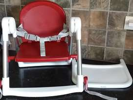 ●Silla para comer KIDDY NICKY booster portatil y pegable! $2000