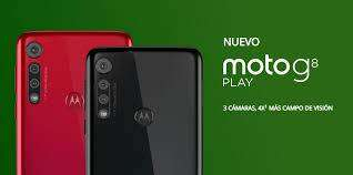 Motorola Moto G8 Play-NUEVOS-SELLADOS-LIBERADOS-POR MAYOR Y MENOR 0