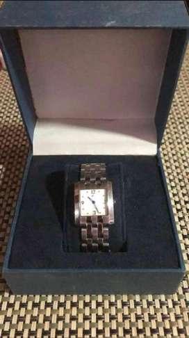 Reloj Lotus dama, excelente estado, importado, original.