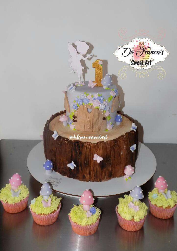Torta Bosque de Hadas 0