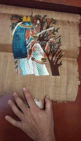 Papiro Original Egipcio