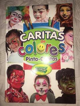 Pinta caritas (caritas de colores)