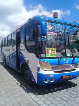 A quien interese, se vende bus ideal para expreso, hino GD