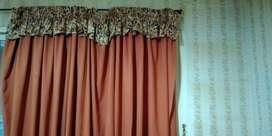 Acolchado y cortinas que hacen juego