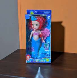 Muñeca Sirena LightFish