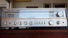 Sintonizador Fischer Único, solo para entendidos, coleccionistas y amantes del sonido Amplificador japonés - única mano