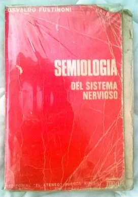Semiología del Sistema Nervioso. O. Fustinoni. URGENTE.