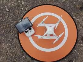 topografia con drone