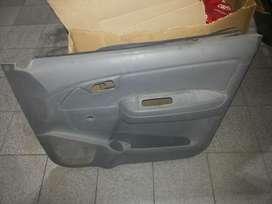 Panel Tapizado Toyota Hilux Original lado acompañante