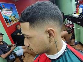 Busco barbero con ganas de chambiar estoy en buen pnto