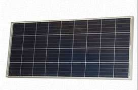 Panles solar  policrsitalino 80W