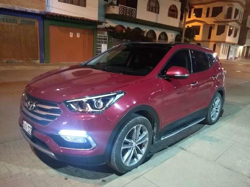Hyundai Santa Fe 2018 0
